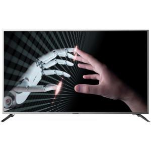 Телевизор Hyundai H-LED 43F501SS2S Smart Silver в Пушкино фото