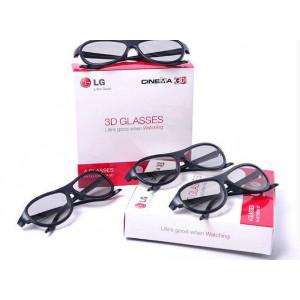 Очки для LG Cinema 3D LED LCD телевизора 4 шт. в Пушкино фото